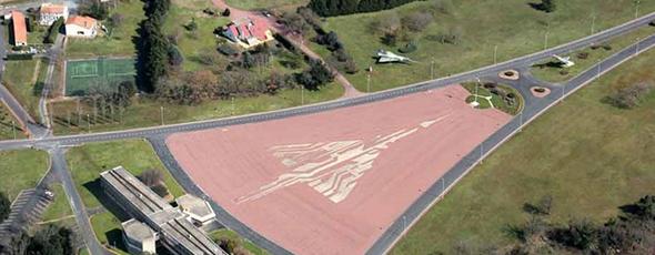 Base aérienne 721 à Rochefort